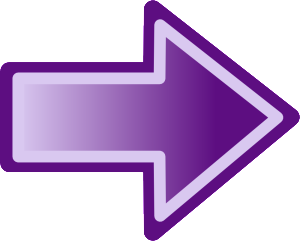 purple-cross-clipart-Arrow-clip-art-15
